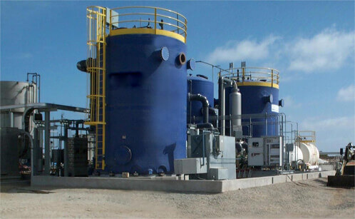 Fluidized Bed Reactor (FBR)