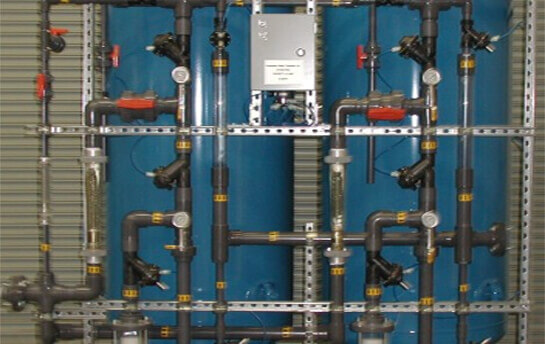 ION Exchange Systems & Water Softeners