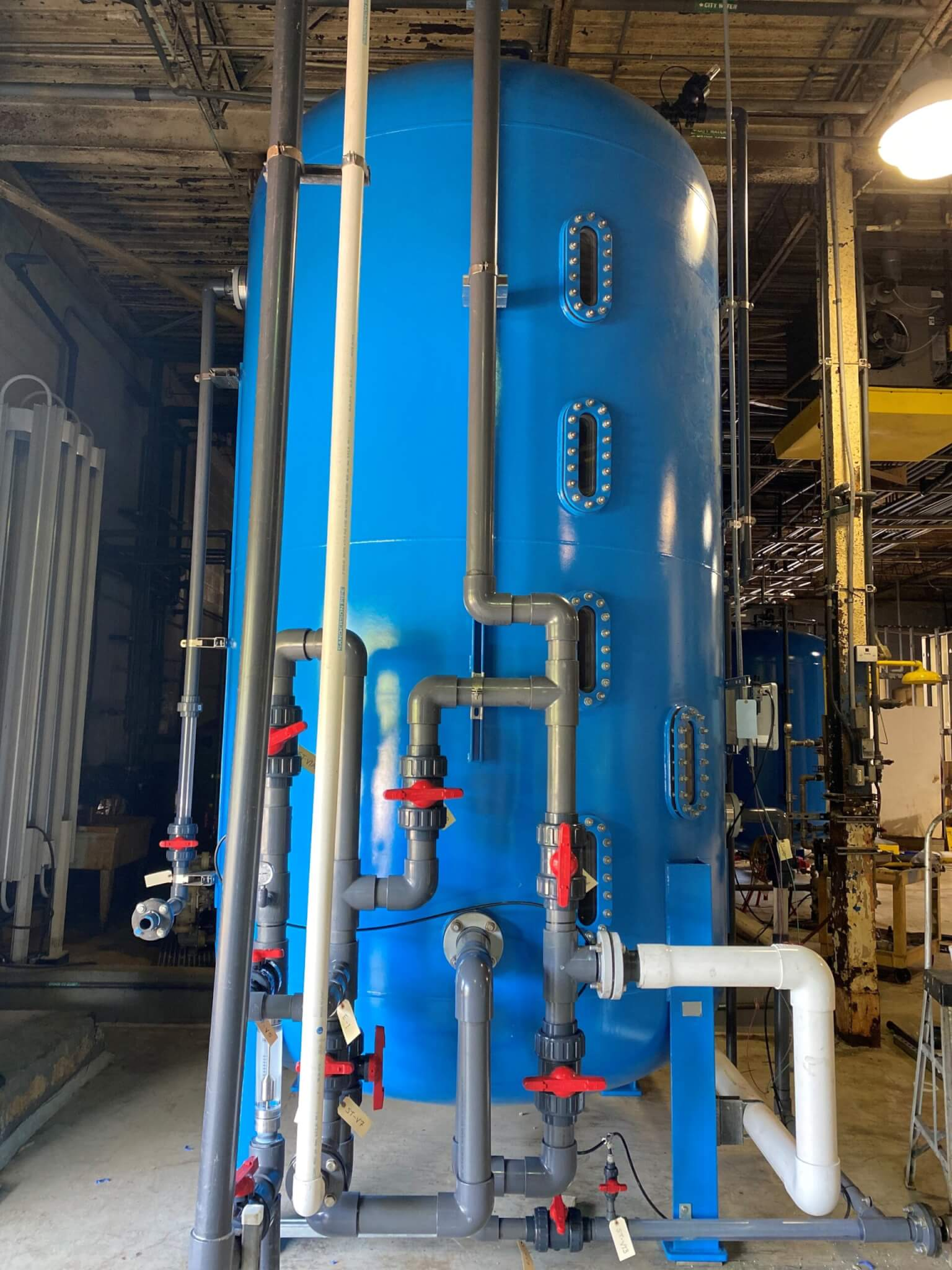 Envirogen's Memphis, TN Ion Exchange Resin Regeneration Plant adds High-Purity Capabilities